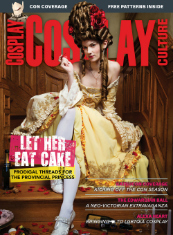 April 2017 Issue of Cosplay Culture Magazine