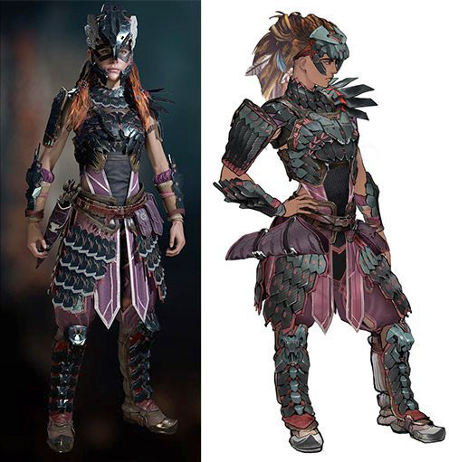 MAKING ALOY: Kamui Cosplay's Armored Awesomeness – Cosplay
