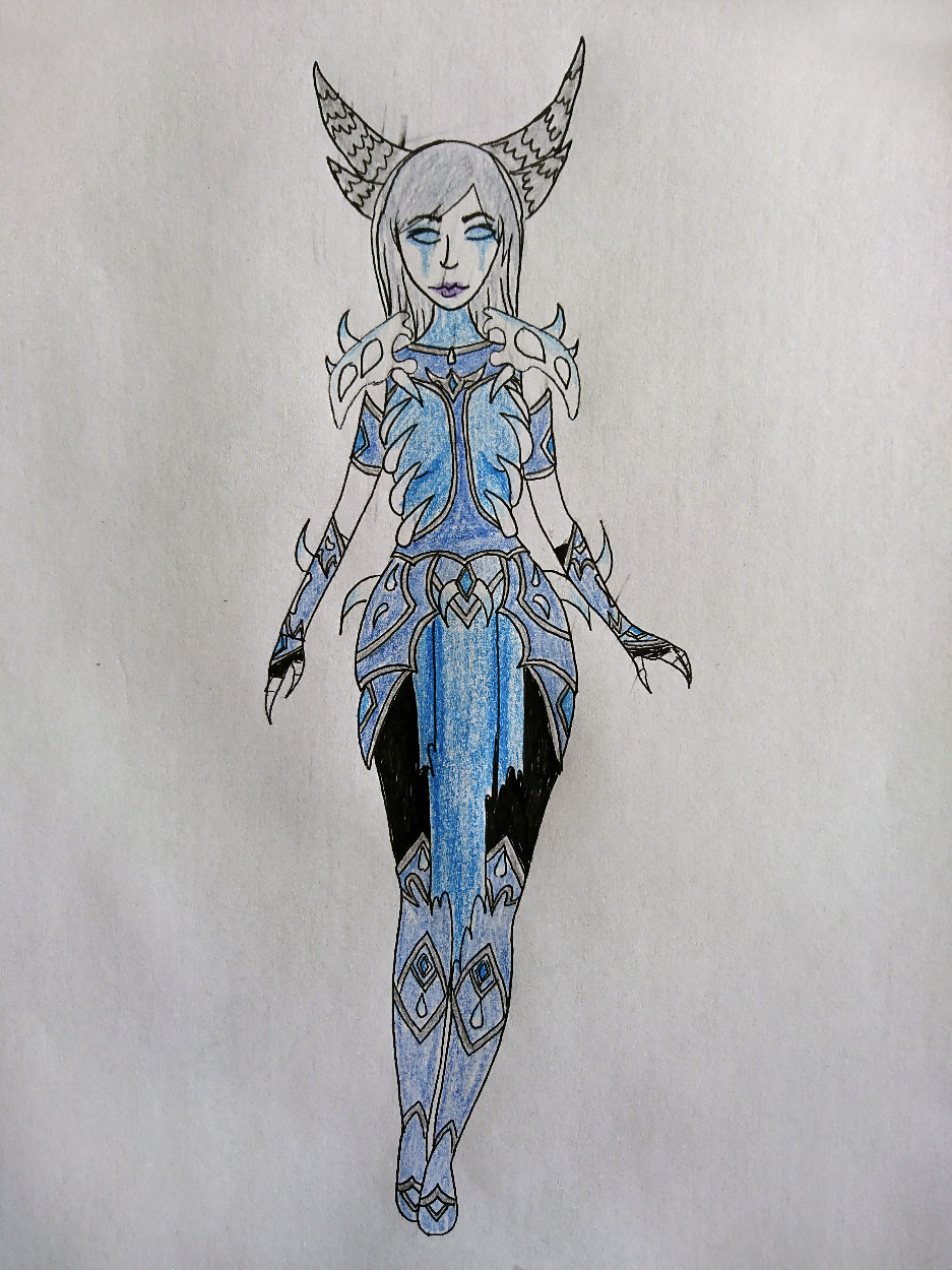BIG WOW: Sindragosa Cosplay Build – Cosplay-Culture