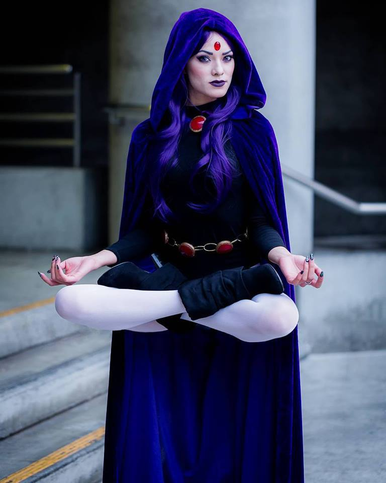 Think, Teen titans sexy costplay business your
